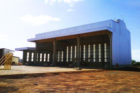 Yamana Gold - Mineradora - Truck Shop