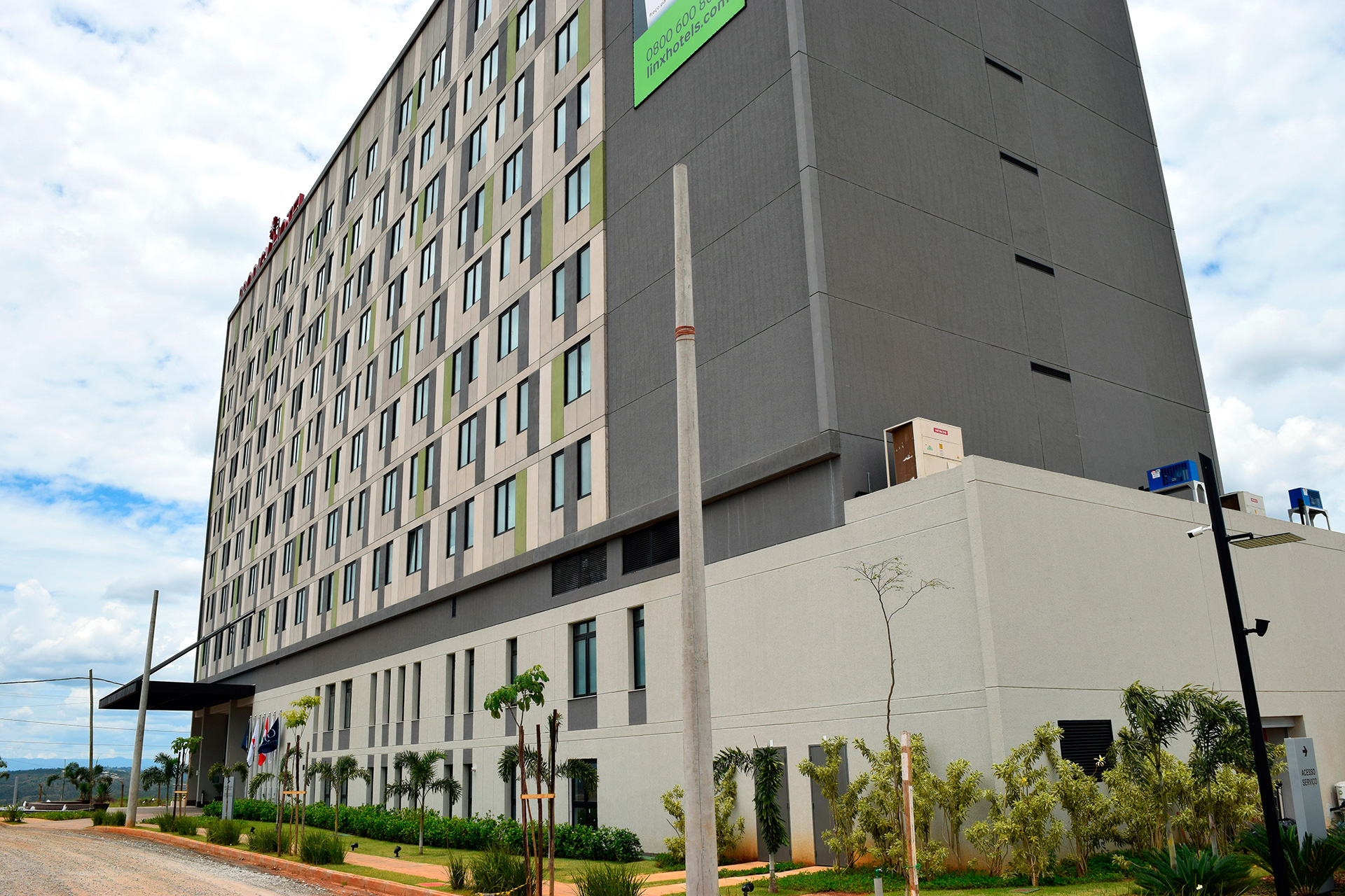 Hotel GJP Confins